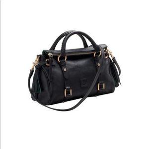 Dooney And Bourke Black Florentine Bag M